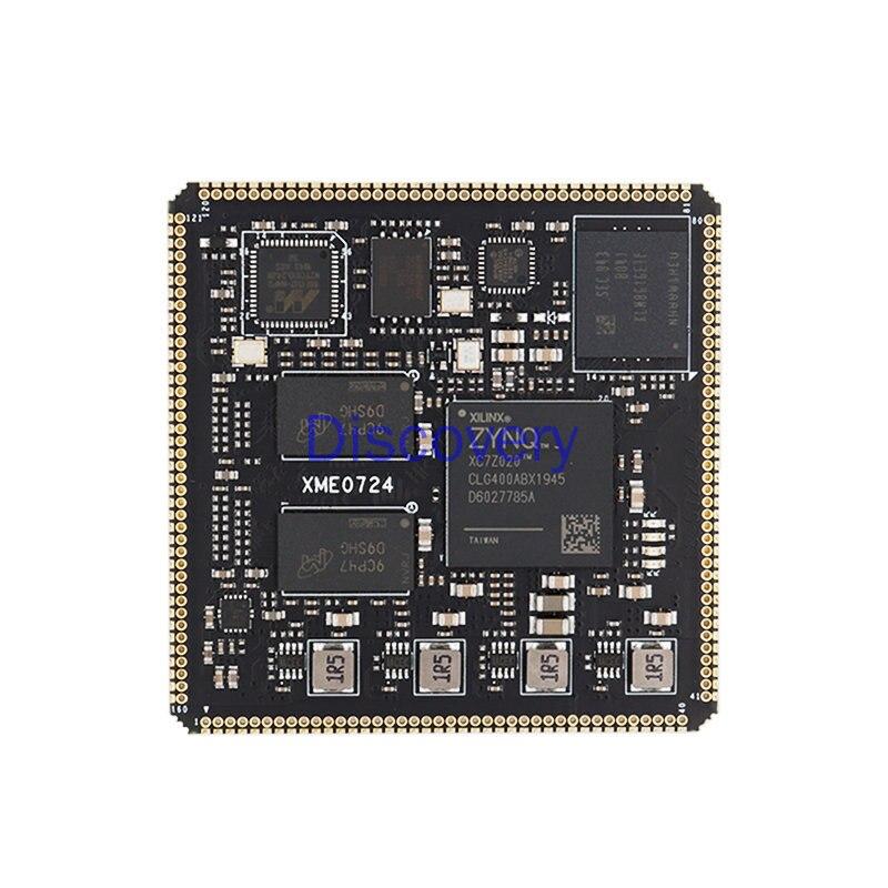 ZYNQ الأساسية مجلس XC7Z010 XC7Z020 7000 الصناعية الصف XME0724