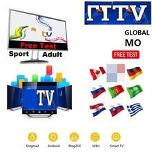 IPTV TV Box xxx globals Europe suède arabe italie états-unis royaume-uni suisse tv adulte tv m3u pour tv box seulement pas de chaînes incluses