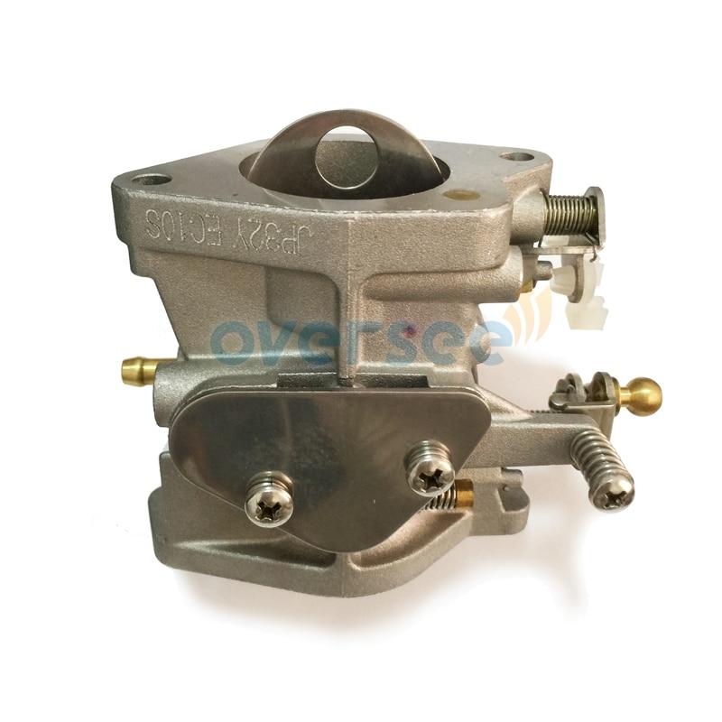 6K5-14301-01 Top Carburetor For Yamaha 60HP E60M Outboard Engine Parsun T60 Boat Motor Aftermarket Parts 6K5-14301-1 enlarge