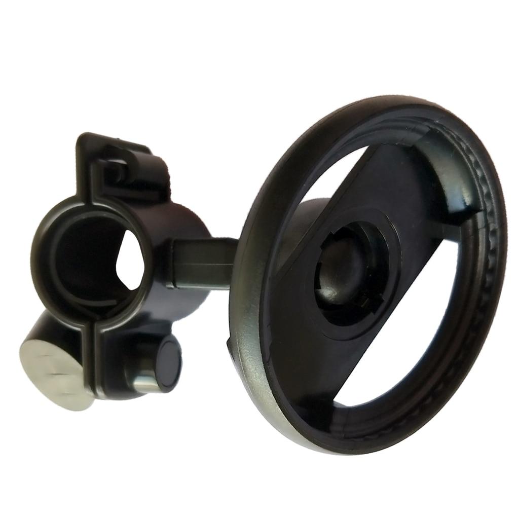 Soporte de tija de sillín giratorio de 360 °, soporte de montaje del manillar GPS para TomTom One PRO V2 330 XL