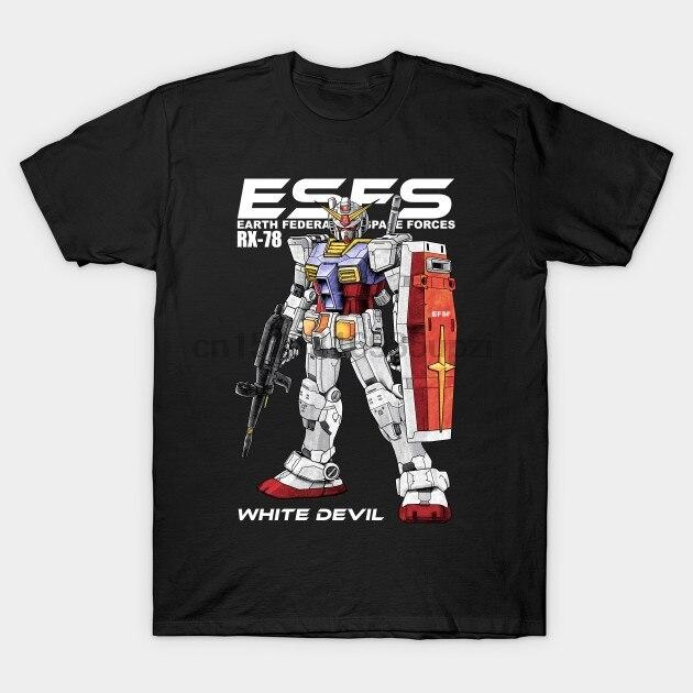 Men tshirt gundam   Gundam   T Shirt women T-Shirt tees top