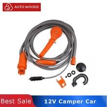 Pompe à eau électrique haute pression 12V   Caravane douche Camping Camping Camping Camping et sport, Machine à laver