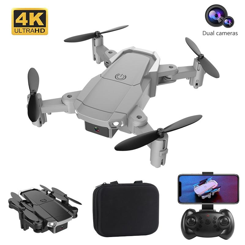2020 neue Mini RC Drone 4K HD Kamera WiFi Fpv Luftdruck Höhe Wartung 10 Minuten Batterie Lebensdauer Faltbare quadcopter Spielzeug