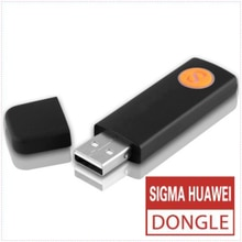 En yeni 100% orijinal Sigma anahtar sigmakey dongle huawei flash onarım kilidini