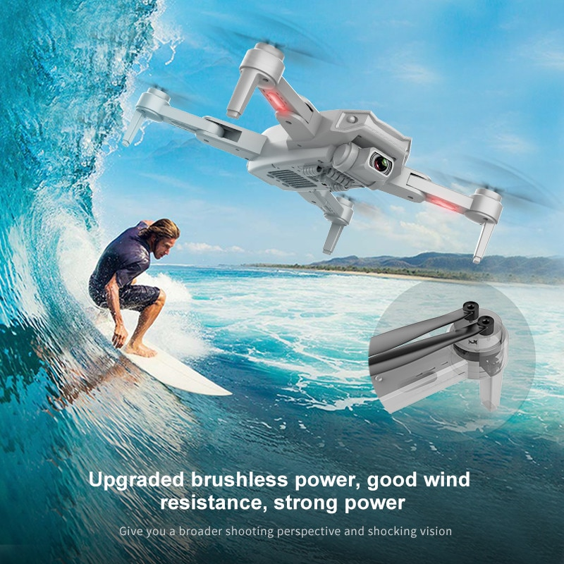 S608 Pro GPS Drone 6K Dual HD Camera WIFI FPV Professional Aerial Photography Brushless RC Dron Quadcopter RC Distance 3KM enlarge
