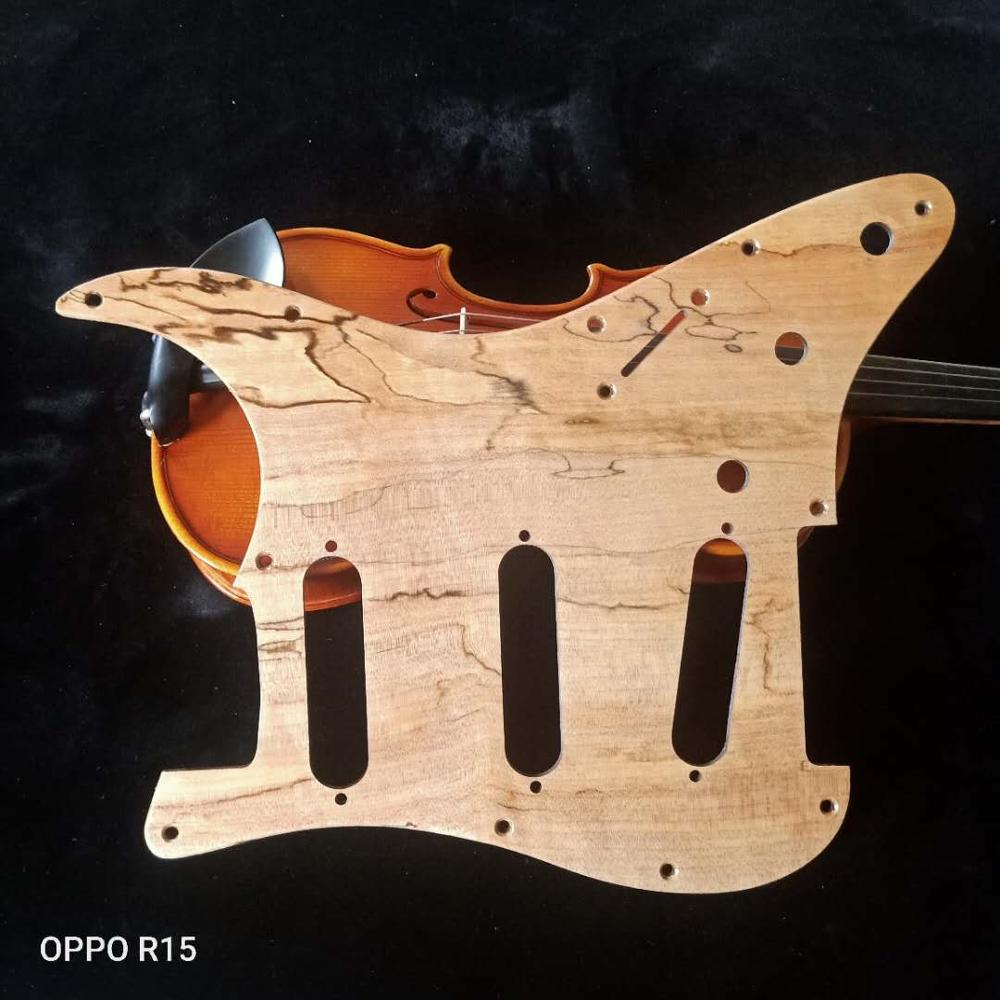 ST Electric Guitar Pickguard Scratch Plate for Fender Modern Style Pick Guard Guitar Accessories enlarge