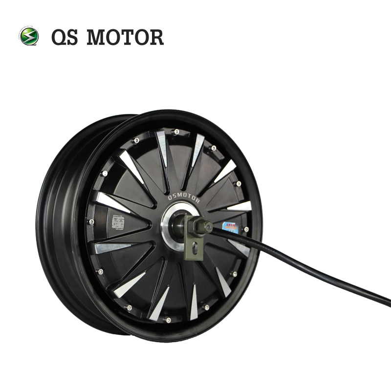 powerful BLDC 12inch 260 3000watt V1 motor for electric scooter enlarge