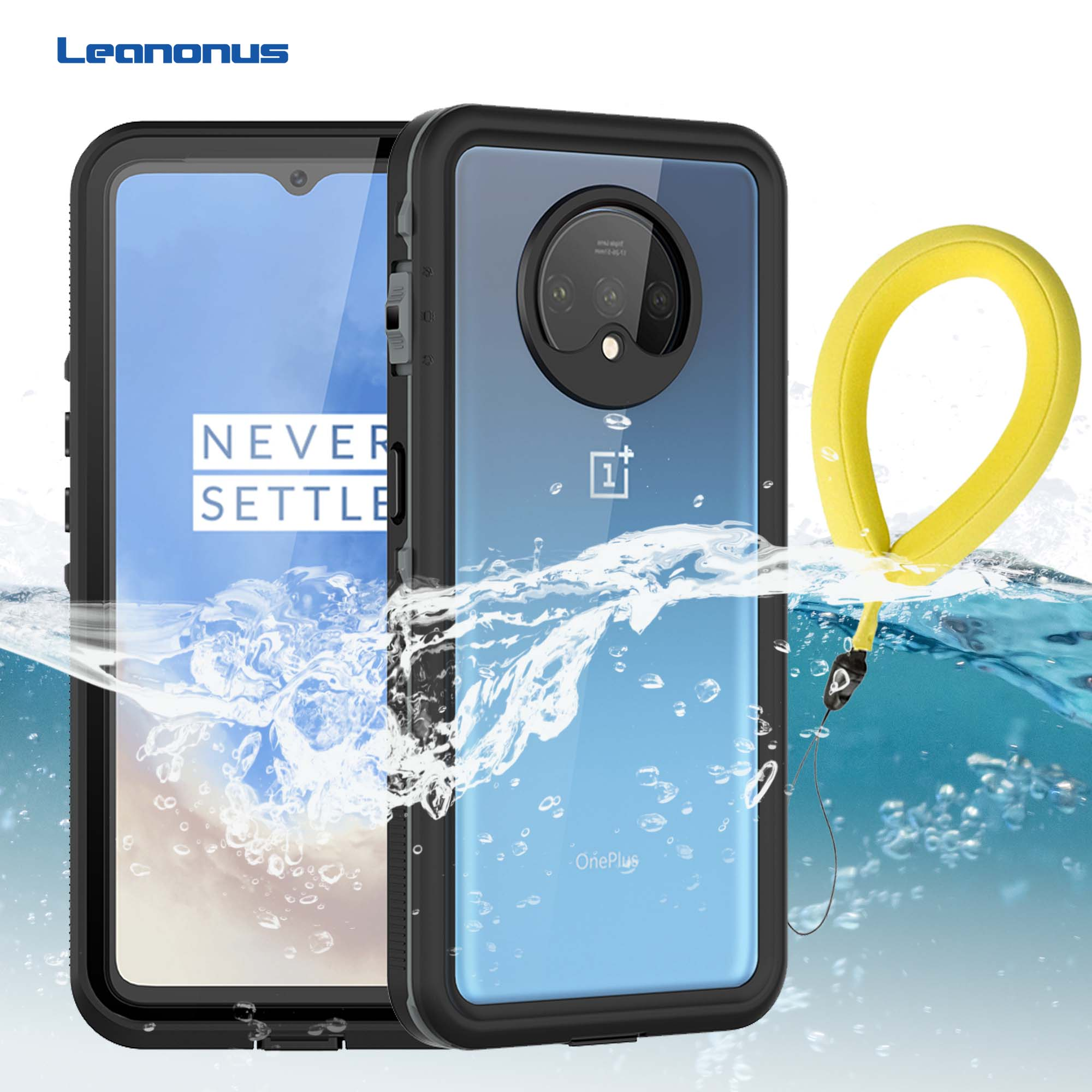 Waterproof Case For Oneplus 7T ShockProof Underwater Diving Protective Cover for Oneplus 7 T One Plus 7T Dustproof Swimming Case