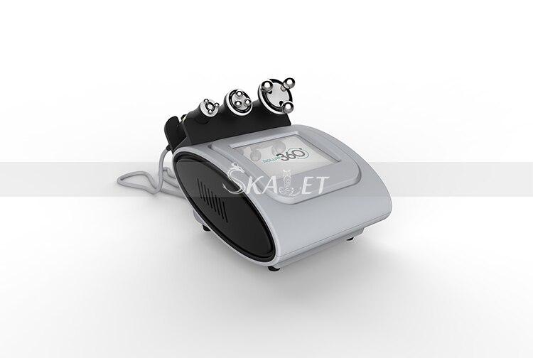 360 درجة دوران RF تجديد الجلد العناية بالجمال RF التجاعيد شد الجلد آلة تردد الراديو