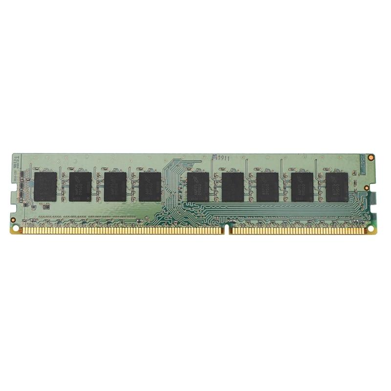 8GB الذاكرة RAM 2RX8 1.35V DDR3 PC3L-12800E 1600MHz 240 دبوس ECC RAM لخادم محطة