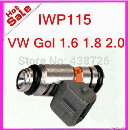 Boquilla de inyección de combustible OEM IWP115 IWP-115 Gol 1,6 1,8 2,0 boquilla de inyección de combustible de alto rendimiento
