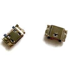 100pcs For Samsung Galaxy A10 A105 A105F A7 2018 A750 A750F Micro USB Charging Port Dock Socket Plug Charger Connector Repair