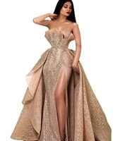 2021 new sexy solid sequins strapless swing long temperament party dresses women evening donsignet