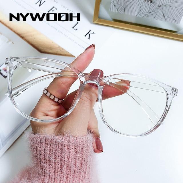 -1.0 1.5 2.0 to 6.0 Black Finished Myopia Glasses Men Women Transparent Eyeglasses Prescription Student Shortsighted Eyewear 8