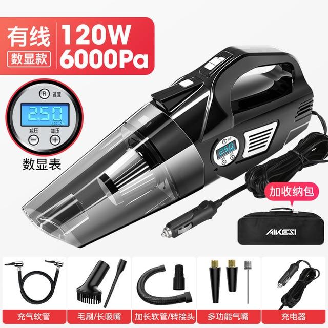 Brush Power Duster Home Portable Desk Hair Car Cleaning Duster Rechargable Mini Maleta De Ferramenta Mini Erasers BF50AD enlarge