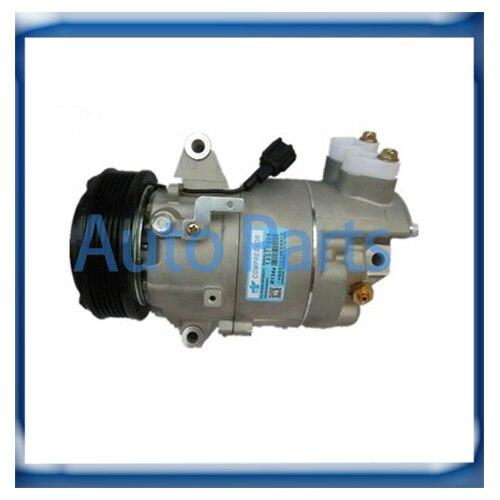 Csv511 compressor ac para nissan bluebird sylphy/ensolarado 92600-1u60a a41011a13031 92600