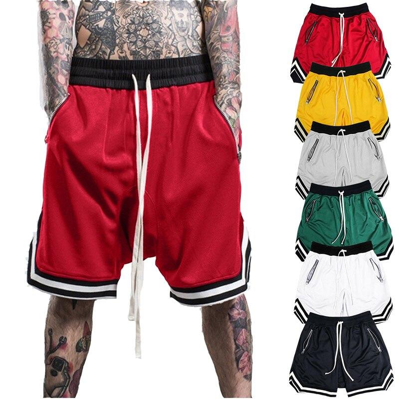 ¡Novedad! Pantalones cortos deportivos para hombre, pantalones de algodón deportivos para culturismo, pantalones cortos deportivos para correr, actividades de ocio y fitness, sho para hombre