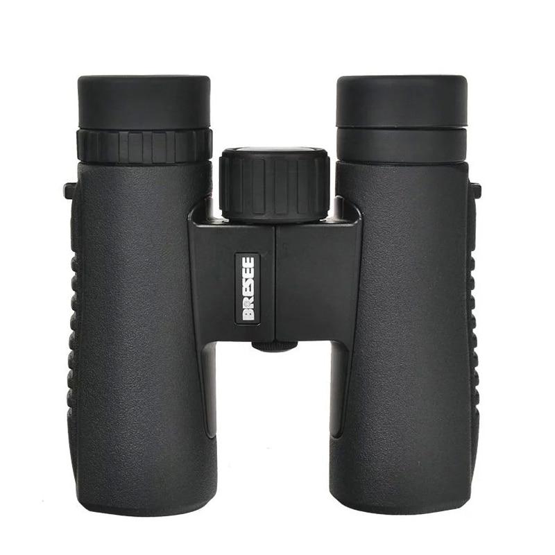 10X 10x26 Telescópio Binocular Compacto HD lll Night Vision Wide Angle À Prova D Água Acampamento Ao Ar Livre Caça de Aves-watching binóculos