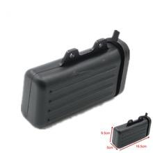 Ящик для инструментов для мотоциклов Pit Dirt Trail, держатель для бутылки, пластиковый контейнер для Suzuki DR250, Djebel, TW200, TW225, для мотокросса по бездор...
