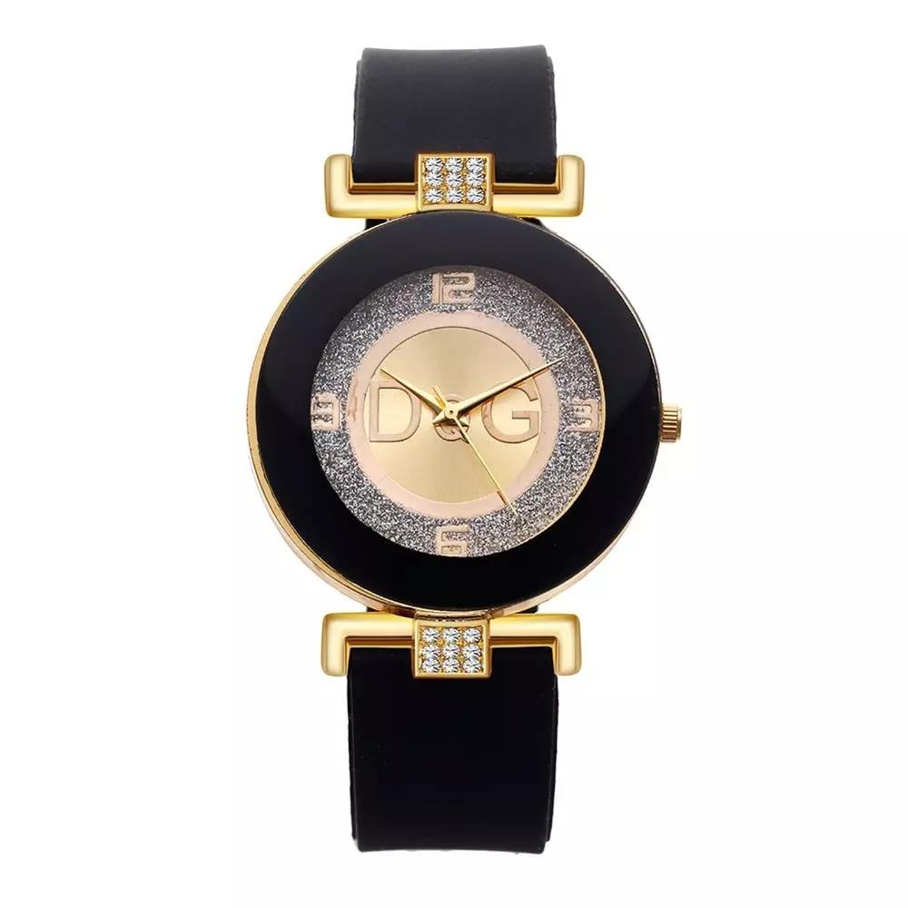 Reloj Mujer Women 's Watches 2021 New Brand Luxury Fashion Quartz Ladies Silicone Matte Wristwatch Relogio Feminino