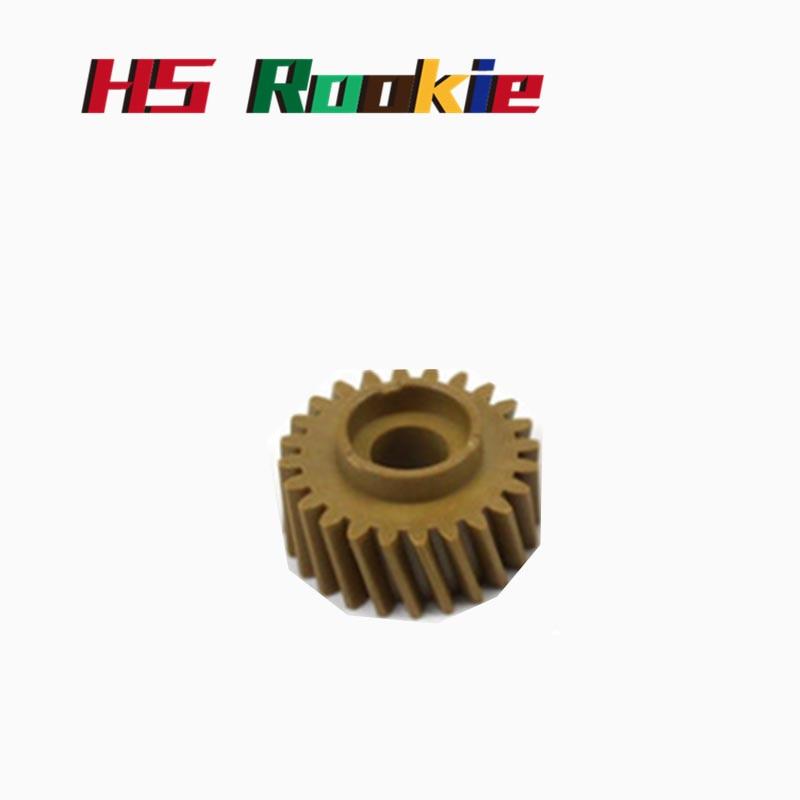 10 Uds A00J-7603-01 A00J760301 engranaje de accionamiento de fusor para Konica Minolta bizhub C451 C452 C552 C550