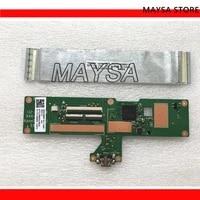ME571K usb board REV  1 4 Fit Fur Asus Nexus 7 2nd Dock Connector Aufladen Board Connector USB Board ME571K Reparatur Teile