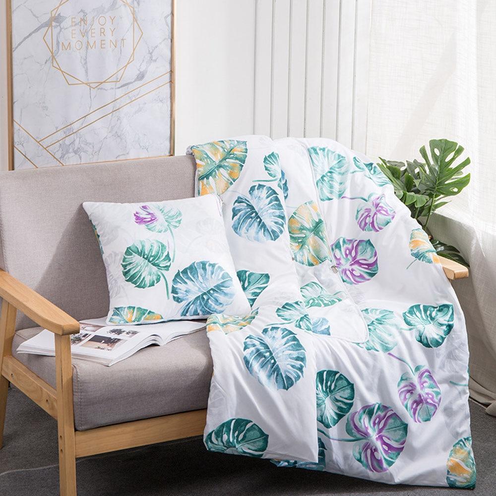 وسادة سرير مزدوجة الغرض ، قيلولة ، أريكة ، سيارة ، سفر ، تخييم ، صيف ، مكيف هواء ، متعدد الأغراض