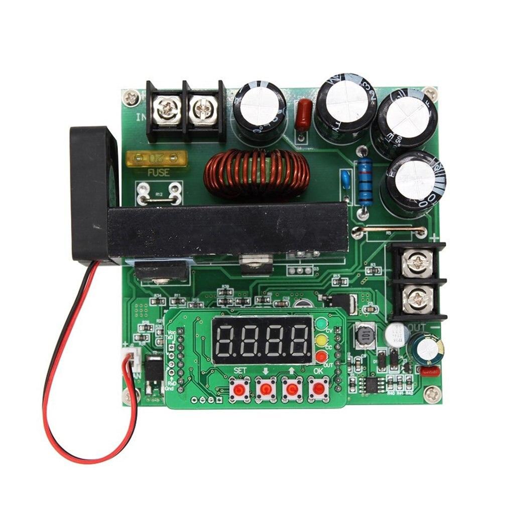 BST-900W 8-60V a 10-120V CC, convertidor de transformador de voltaje con Control LED Digital, módulo regulador