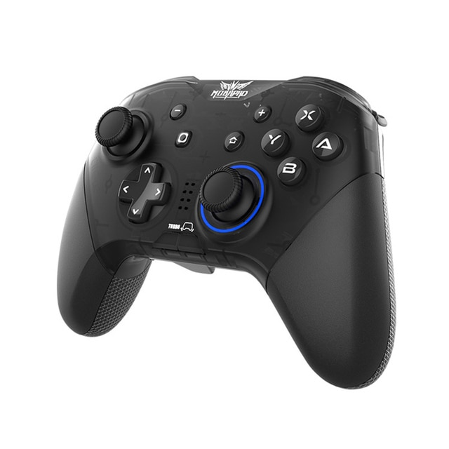 MOBAPAD Pro Consoles Professional Bluetooth Controller with Customizable Buttons and  NFC for Nintendo Switch PC 2