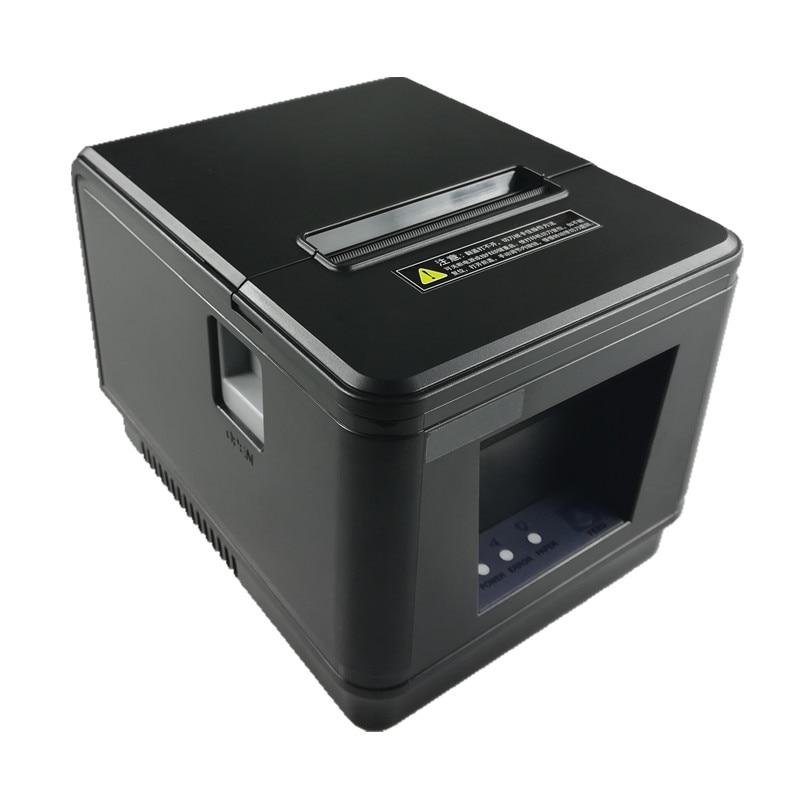 A160H جودة عالية صغيرة POS 80 مللي متر استلام الطابعة الحرارية بيل طباعة التلقائي قطع مطعم سوبر ماركت مخزن مخصص