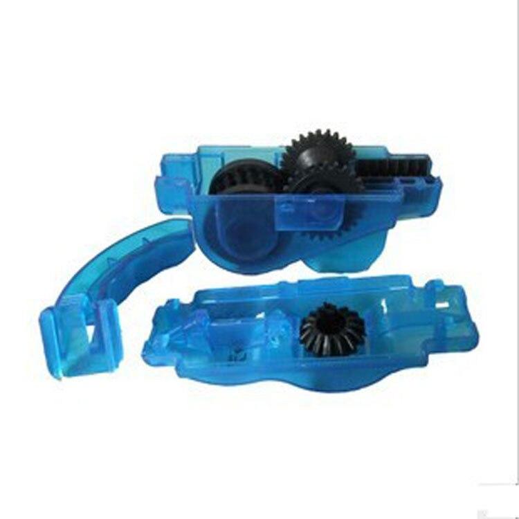 Limpiador de cadena de bicicleta HG, conjunto de cepillo de cadena 3D para limpieza de bicicleta, protección de bicicleta MTB, cadena de aceite para bicicleta de montaña