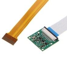Raspberry Pi 3 Model B+ Camera Module +15cm Cable+Camera Bracket for RPI Zero D08B