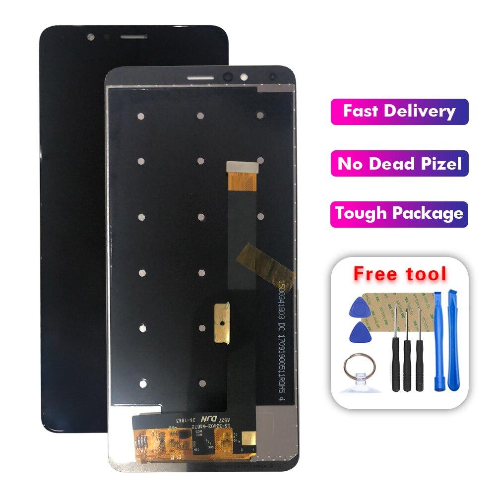 Para ZTE Nubia N3 NX608J NX617J LCD pantalla táctil digitalizador piezas de repuesto