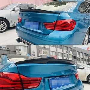 Use for BMW 4 Series F36 spoiler 2014--2019 year 4-door gran coupe carbon fiber rear wing M4 style Accessories body kit