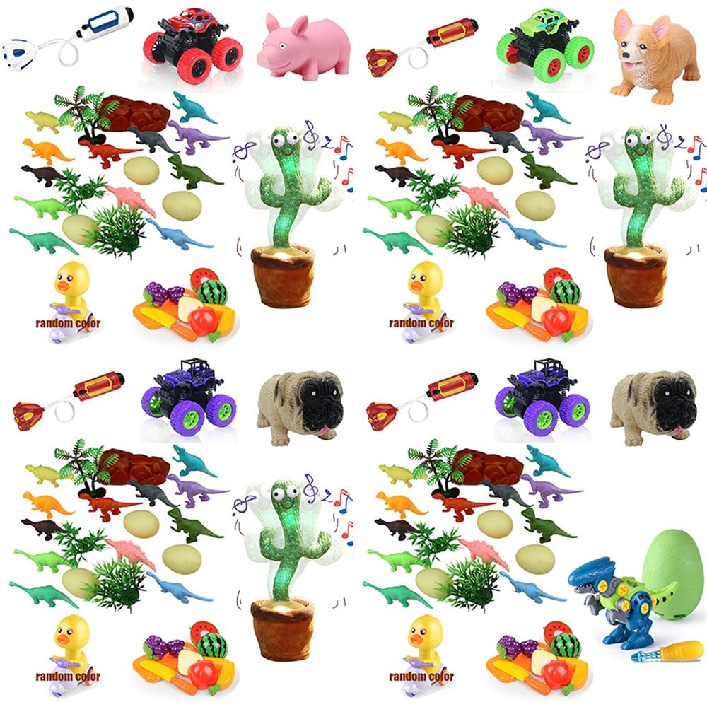7 шт. антистрессовые игрушки для детей, танцующий кактус, говорящие игрушки, потяните свиньи, динозавр, лес, костюм, Хэллоуин, мягкие игрушки