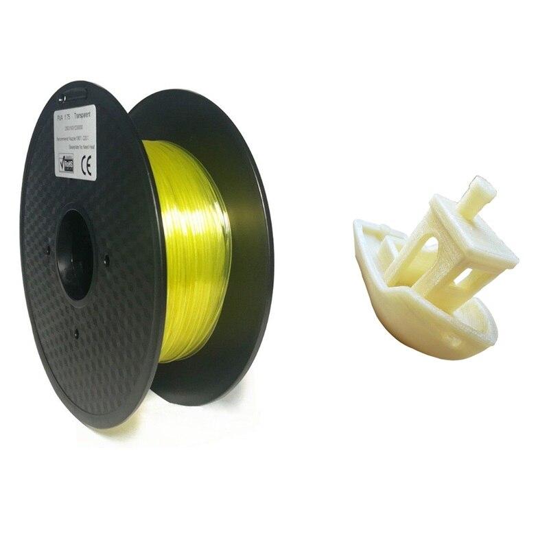 Nisay-خيوط PVA قابلة للذوبان في الماء ، مادة دعم ثلاثية الأبعاد ، 1.75 مللي متر
