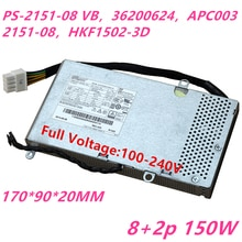 Nueva PSU para Lenovo B5040 S800 S740 S74X S80X B85 150W fuente de alimentación PS-2151-08 VB 36200624 APC003 PS-2151-08 HKF1502-3D