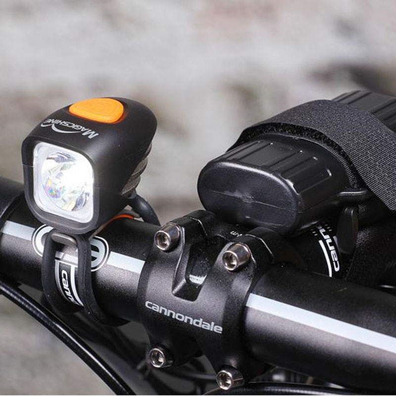 MagicShine MJ900 1200 Lumen LED Bike Front Light Compact Powerful Waterproof IPX4 Usb Rechargeable Battery For MTB  Road Bicycle