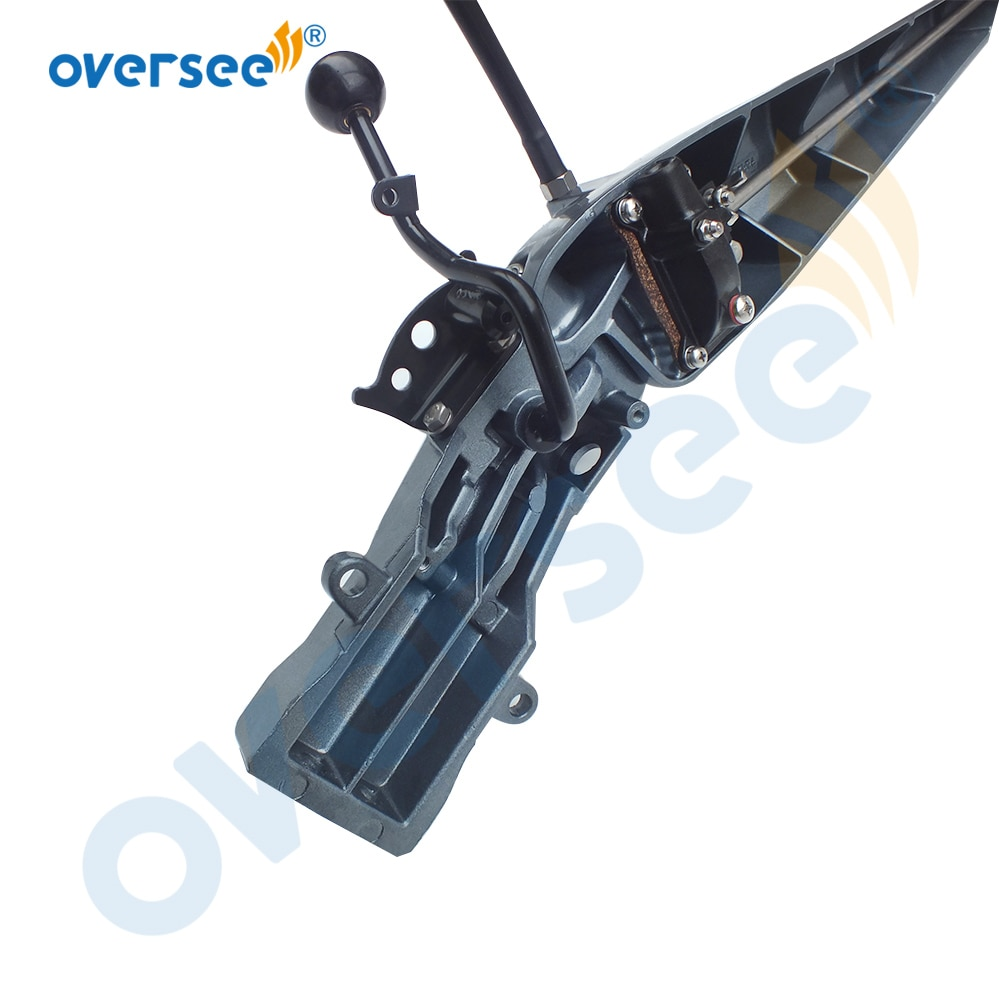 692-W0084 Steering Tiller Handle Assembly For Yamaha Outboard Motor 2T Parsun  85HP 2T 688 85AET 692-W0084-11-4D enlarge