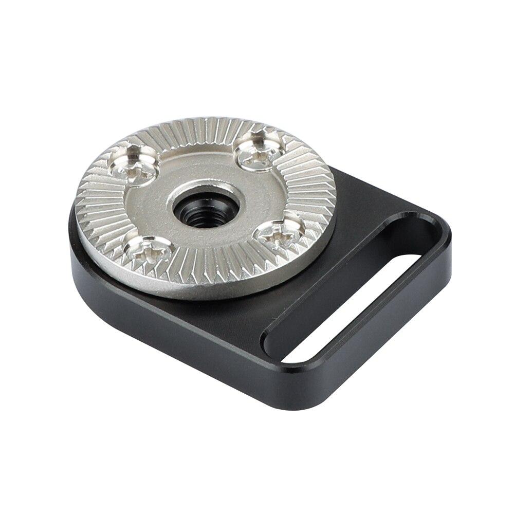 Kayulin Standard M6 Female Arri Rosette Connecting Mount for any Arri Rosette accessories