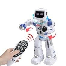 RC Robot Intelligent hybride AI applaudir sençage marche espace Robot jouets 180 degrés déformation Robot Intelligent enfants jouet cadeaux