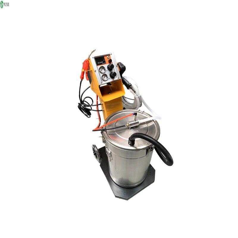 JK-919F Intelligent electrostatic spraying machine, electrostatic generator, electrostatic spraying machine, electrostatic spray electrostatic spraying machine powder spraying machine valve powder spraying machine electrostatic spraying spraying equipment