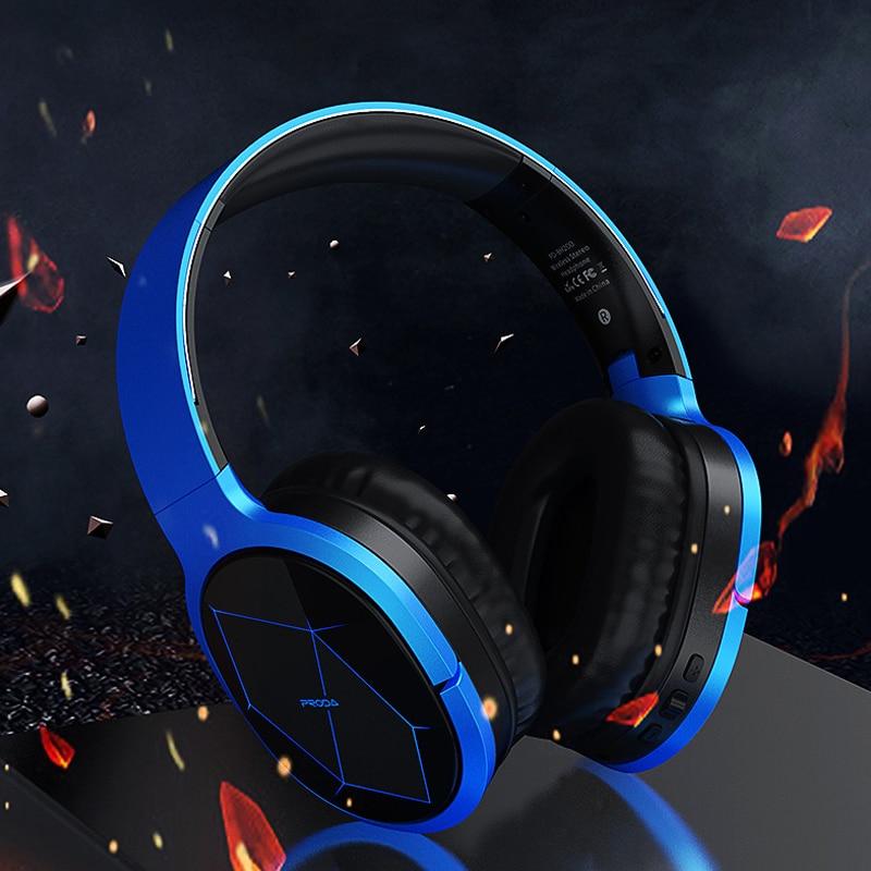 Fone de Ouvido com Luz Fone de Ouvido Estéreo com Microfone para pc Gamer com Caixa Remax Gaming Headsets Jogo Varejo Bh200