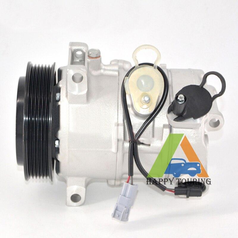 Compressor da c.a. do carro para dodge calibre 2008-12 jeep compass patriot 2009-17 55111610aa 55111610ab 55111610ac rl111610ab 4471500751