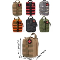 outdoor sports should mountaineering rock climbing lifesaving bag tactical medical wild survival emergency kit first aid bag