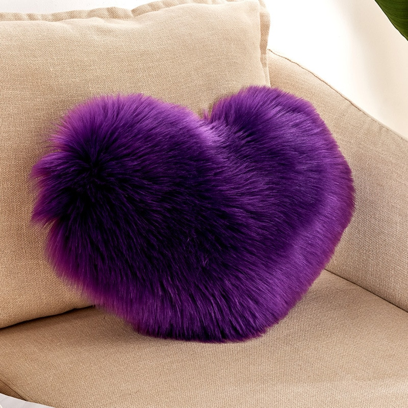 Домашние подушки, Наволочки, диванные подушки, романтичные подушки, моющиеся, наволочки без сердечника, декоративные пушистые