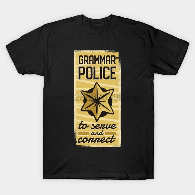 Camiseta de policía para hombre, camiseta de policía, camiseta para mujer