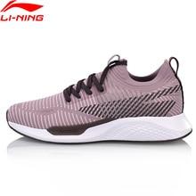 (Brechen Code) li-Ning Frauen ÜBERSCHREITEN LT Lifestyle Schuhe Mono Garn Atmungsaktive Turnschuhe Futter li ning Sport Schuhe AGCN048 YXB152