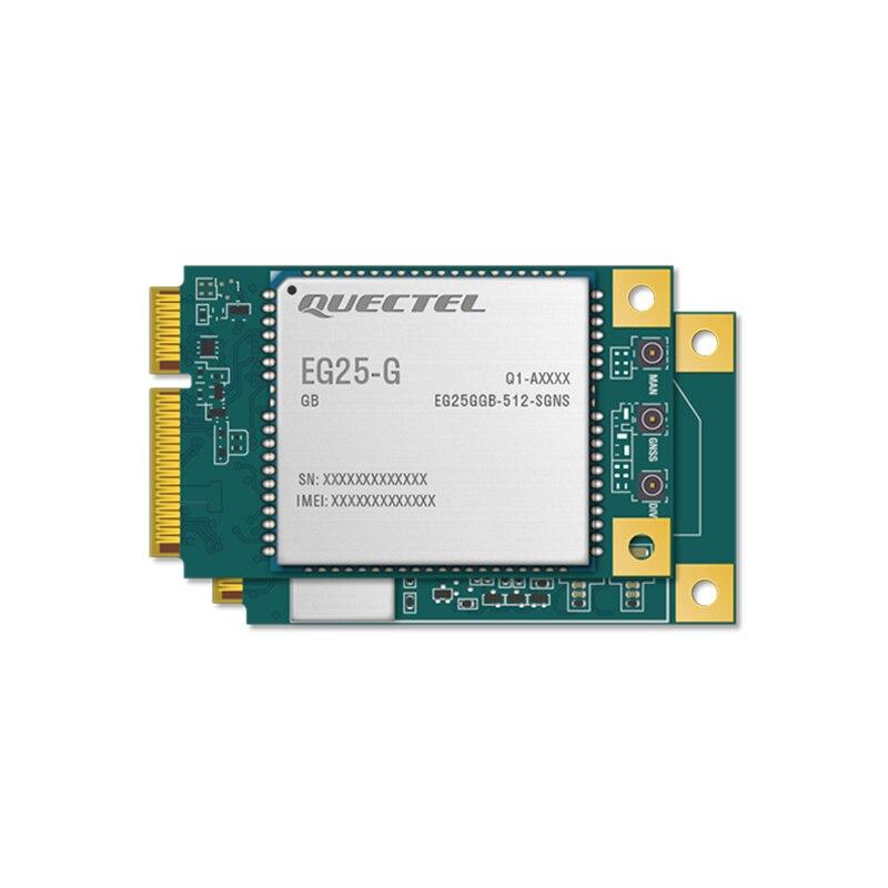 Quectel EG25-G EG25GGB-MINIPCIE-S EG25 Minipcie LTE Cat4 LGA وحدة للفرقة العالمية 100% جديد وأصلي