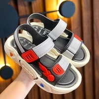 childrens sandals boys summer baby soft soled kids students kids beach shoes